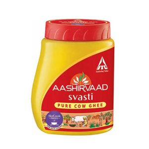 ITC Aashirvaad Pure Cow Ghee 200ML