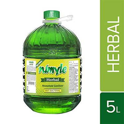 Nimyle Herbal Floor Cleaner - 5 L